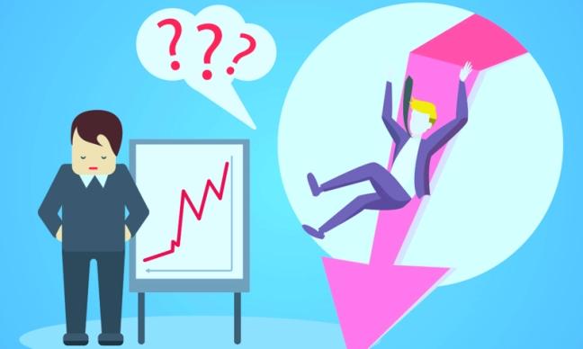 Os erros do gerente de projetos refletem diretamente no resultado do projeto e na moral da equipe